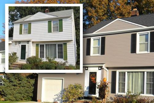 SIDING AND GUTTERS CONTRACTOR SERVICES GRAND ISLAND NEBRASKA.