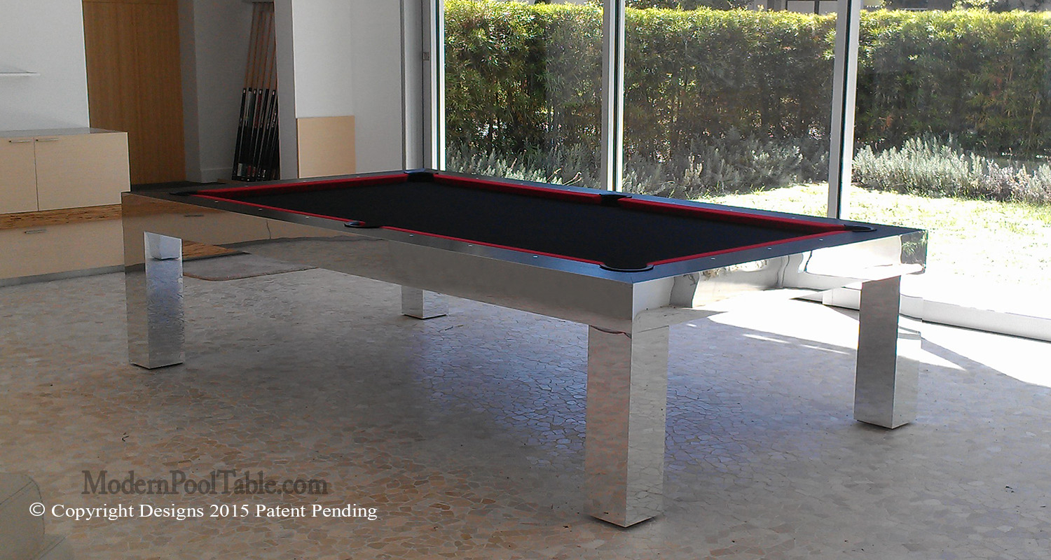 Modern Pool Tables Contemporary Pool Tables - Bellagio pool table