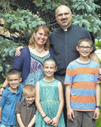 Rev. Ben Meyer to be installed at Hope Lutheran, Sunbury, Ohio