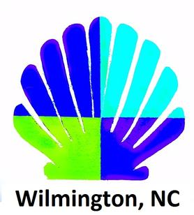 wilmington nc sticker, wilmington nc, seashell sticker, sea shell art, sea shell painting, ei nc sticker, emerald isle nc sticker, nc sticker, bogue banks nc, nc artist, barry knauff, cape careret nc sticker, emerald isle nc, shark sticker, ei sticker, morehead city sticker, morehead city decal, morehead city blue marlin sticker