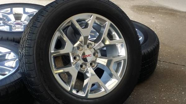 wheels rims sku chrome chr inch gmc usarim