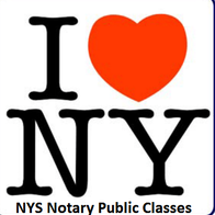 I love NYS Notary Public Classes!