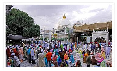 Photo of Ajmer Sharif Dargah , Demise of Hazrath khwaja Moinuddin Chishty (R.A)