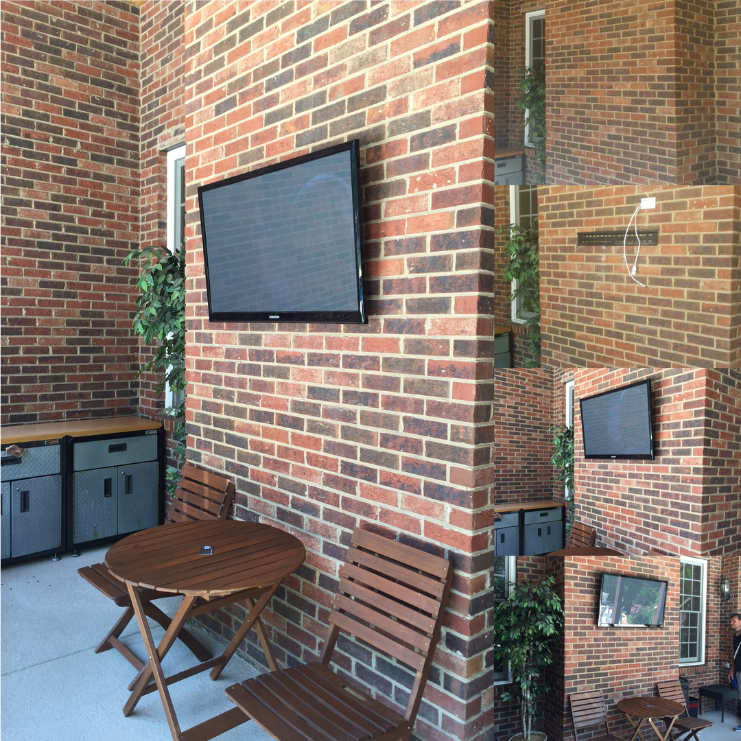 tv mounting audio visual home automation fort mill sc