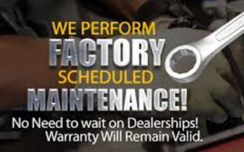 FACTORY SCHEDULED MAINTENANCE SERVICES MOBILE MECHANIC EDINBURG MCALLEN