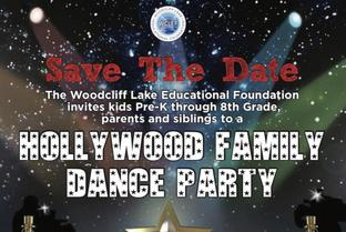 Hollywood Family Dance Party