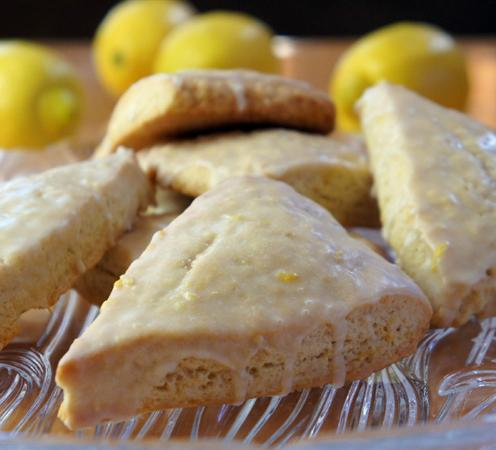 recipe: amazing lemon scones [7]