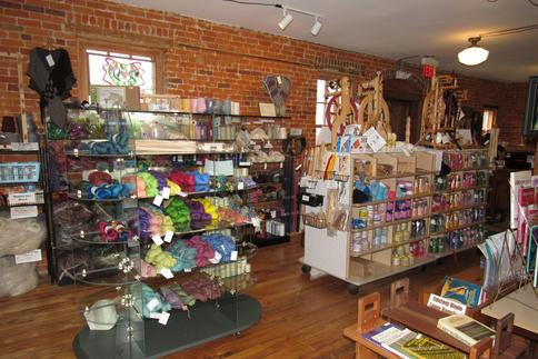 Yarn Shops West Michigan, Fiber Arts, Spinning Wheels and Roving
