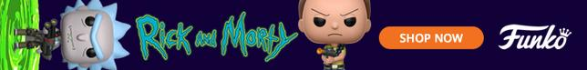 Geekpin Entertainment, Geekpin Ent, Rick And Morty, Funko