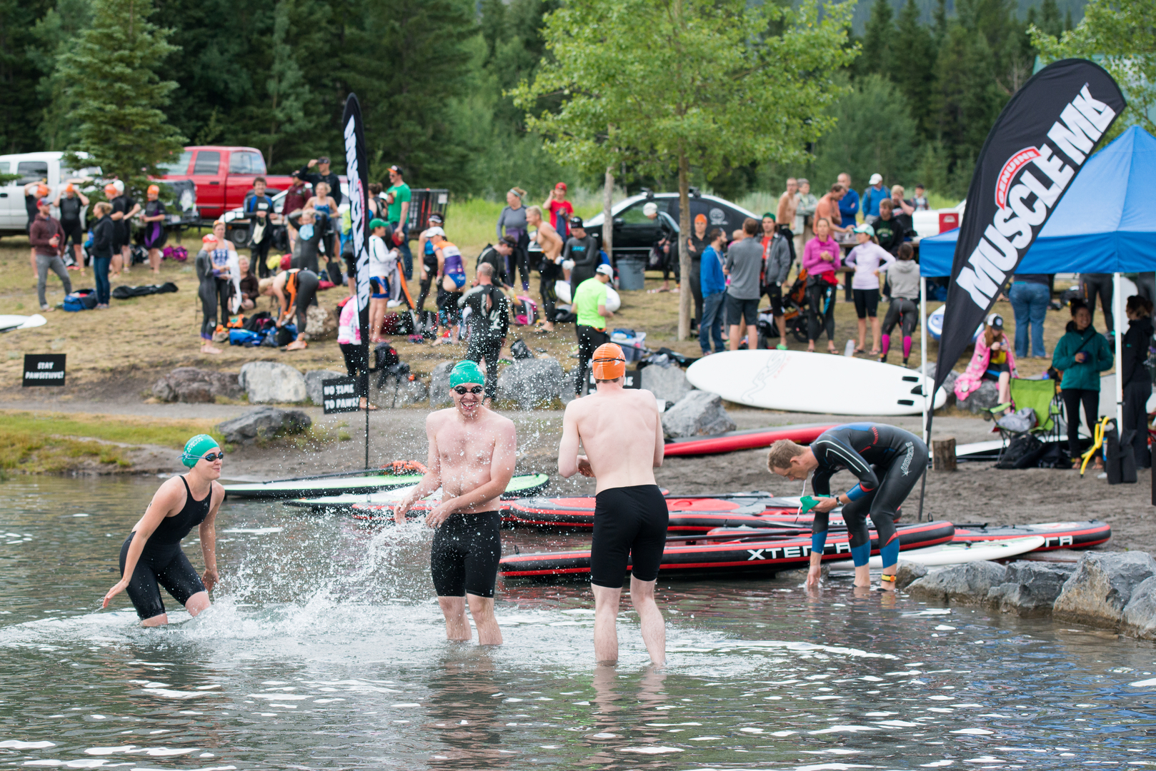 Grizzly Open Water Swim