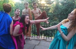 allaire state park, midsummer night's dream, midsummer's night dream, shakespeare, new jersey, summer theater, genny yosco, sour grapes productions, amy whitrod brown, dalia stone, andrew rappo