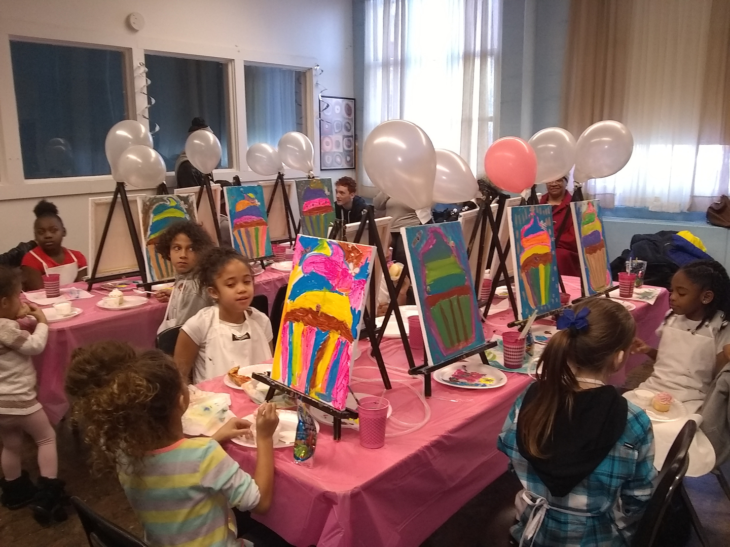 Art It Yourself Educational Services Paint Parties