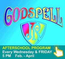 Godspell Jr. Afterschool Program