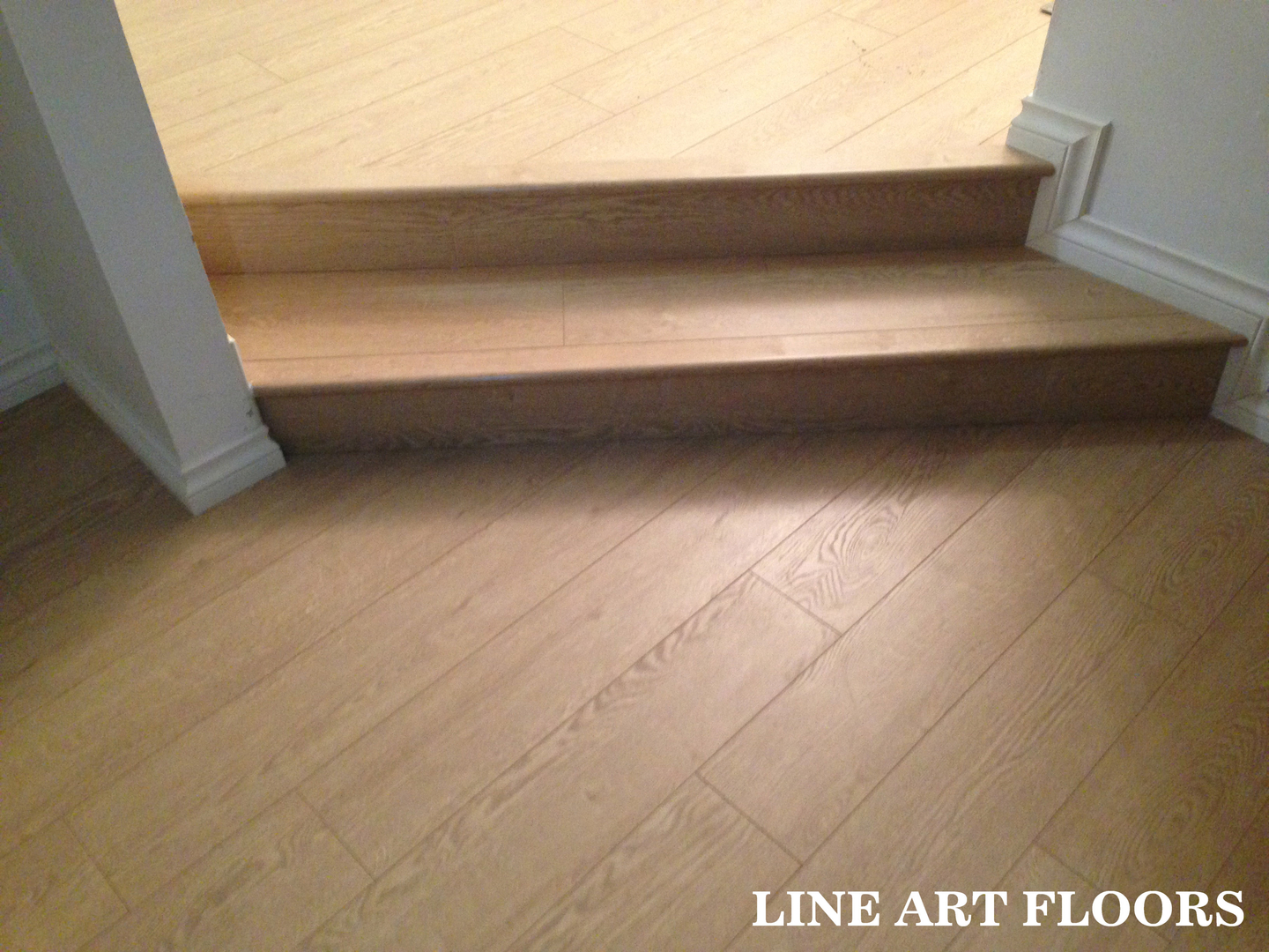 Line Art Floors : Ideal wood urban genius collection color#cashmere north vancouver