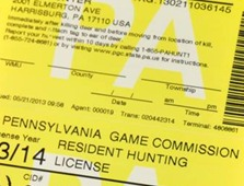 License for How much is a fishing license in pa