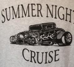 2019 Summer Night Cruise-in