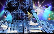DJ and Equipment