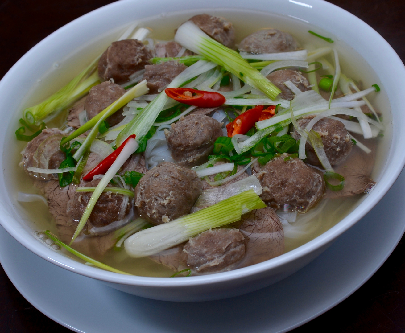 Traditional Vietnamese Food - Pho Vietnam Restaurant