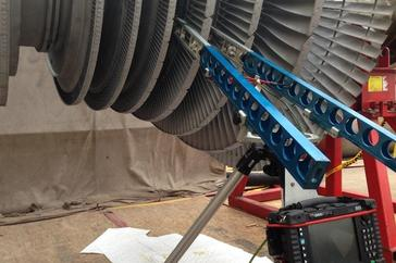 Wheelsonics On Turbine Rotors