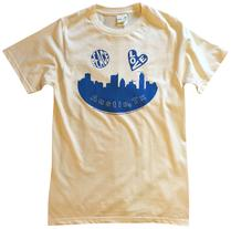 Peace, Love and Austin, Tx 100% Organic Cotton T-shirt