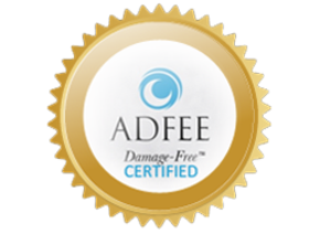 Adfee Damage Free Certified Florida