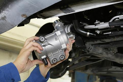 WATER PUMP REPAIR & REPLACEMENT SERVICES