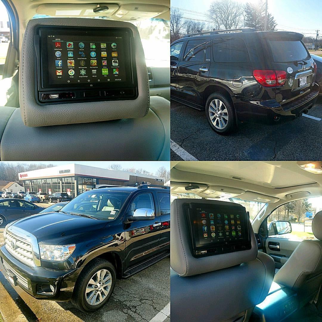 Car interior entertainment - Check