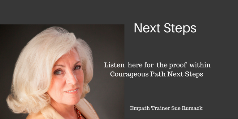 Courageous Path Empath Training