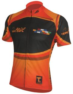 charity ride cycling jersey