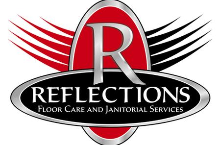 Reflections Floor Care Logo