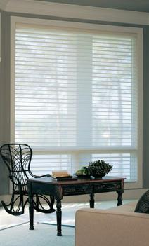 Customized Shades by Hunter Douglas