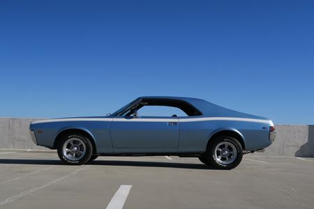 1968 AMC Javelin for sale at Motor Car Company in San Diego California