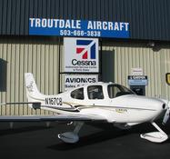 Troutdale Aircraft Cessna Service Center Beechcraft Service Center