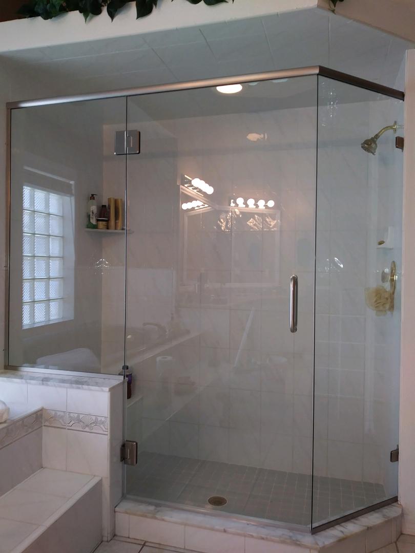 Frameless Shower Doors in Spring Hill, Florida, Free Estimates