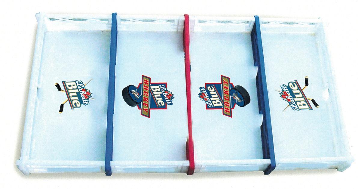 d19952b0e86 Box Hockey High Energy Fun Recreation Intense Hockey Training Aid