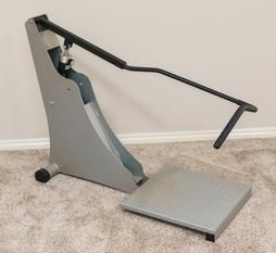 upright row tricep press hydrafitness hydra-gym aerostrength hydraulic exercise rehab machine