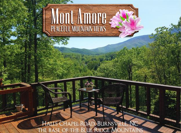 mont amore view of blue ridge mountains