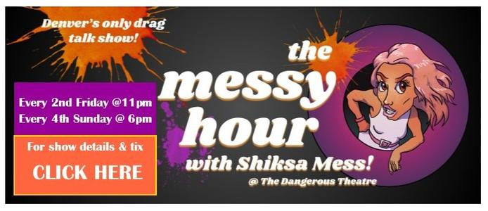The MEssy Hour with Shiksa Mess