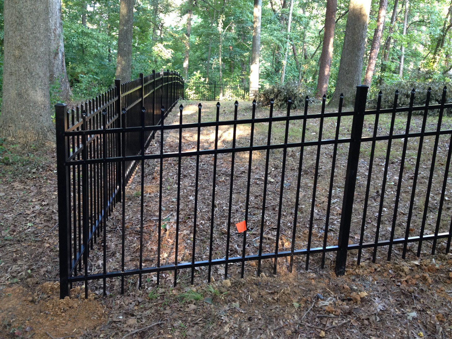Aluminum Fence Sales and Installation in Greensboro, High Point and ...