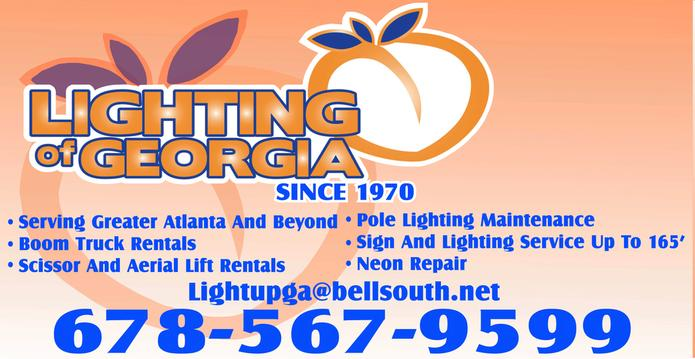 commercial lighting services of atlanta ga