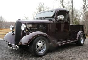 1935 Chevy Street Rod Pick Up