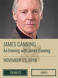 James Canning: An Evening with James Canning