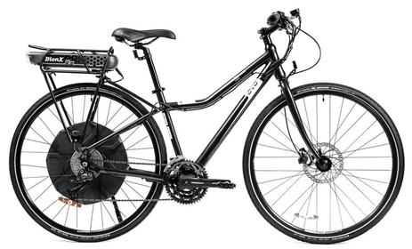 EVO HB1 Disc W Electric Bike