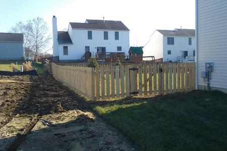 fence repair Canal Winchester Ohio