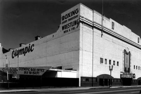 The Olympic Auditorium