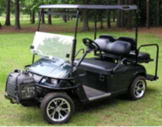 golf cart range extension