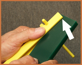 The EZGRIP Squeegee