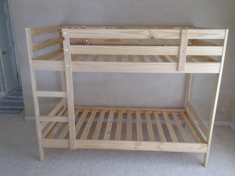 Fast Bunk Bed Frame Assembly Services | Handyman Services of McAllen