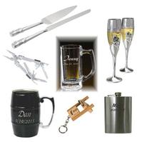 Customized Engraved Gifts