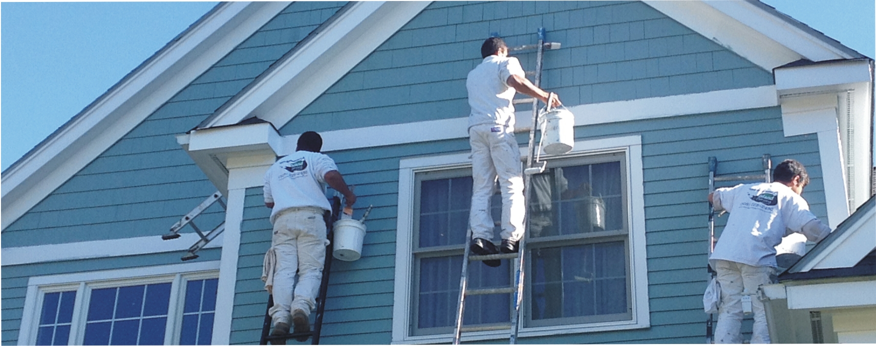 Home painting exterior - Full Address